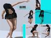 :studiOneiro: Alive set /poses/