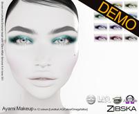 Zibska ~ Ayami Eyemakeup Demos [lelutka/laq/catwa/omega/tattoo]