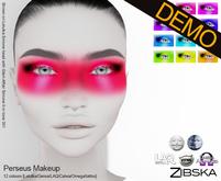 Zibska ~ Perseus Makeup Demos [lelutka/genus/laq/catwa/omega/tattoo]