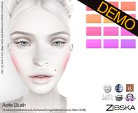 Zibska ~ Aoife Blush Demo [lelutka/genus/laq/omega/catwa/tattoo/universal tattoo BOM]