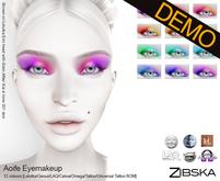 Zibska ~ Aoife Eyemakeup Demos [lelutka/genus/laq/catwa/omega/tattoo/universal tattoo]