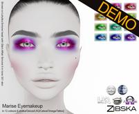 Zibska ~ Marise Eyemakeup Demos [lelutka/genus/laq/catwa/omega/tattoo]