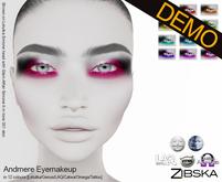 Zibska ~ Andmere Eyemakeup Demos [lelutka/genus/laq/catwa/omega/tattoo]