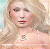 <3 bemine - Aquarius Tattoo