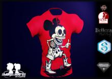 IMPACTS-Halloween Shirt  2 SIG/BELLEZA/SLINK/AESTHETIC/LEGACY