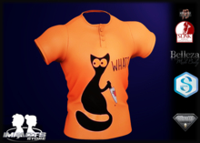 IMPACTS-Halloween Shirt 18 SIG/BELLEZA/SLINK/AESTHETIC/LEGACY