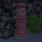 ~Shizuka~  Nippon Postal Service box 郵〒便 Set 1