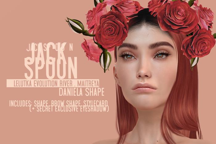 Jack Spoon //  Daniela Shape (Lel Evo- River)