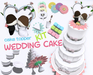 [ FULL PERM ] Kawaii Wedding Cake KIT