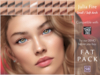 Eyebrows, Catwa HDPRO: JuliaFire.Small.SoftArch.Fatpack