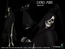 [lf design] Dead Man