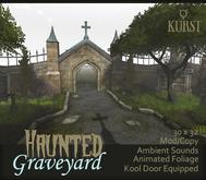 kurst. Haunted Graveyard