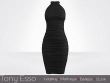 Tony Esso - Aria Dress (Black)
