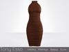 Tony Esso - Aria Dress (Brick)