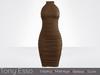 Tony Esso - Aria Dress (Brown)