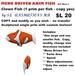 OnP Anim Fish Clown Fish w Menu