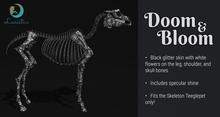 Lunistice: Doom & Bloom Skin (for Skeleton Teeglepet)