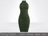 Tony Esso - Aria Dress (Olive)