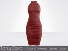 Tony Esso - Aria Dress (Red)