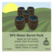 DFS Water Pack x100