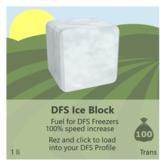 DFS Ice Block