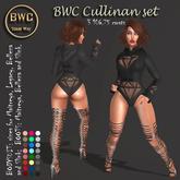 BWC Cullinan set**