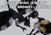 Snode - BRDMRT Griffin Wing Jewelry