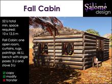 Fall Cabin Sales Box