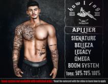 [ H O W L I N G ]-TIGERR2- Tattoo