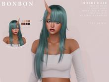 bonbon - hoshi hair (naturals)