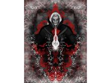 Vampire Art Canvas