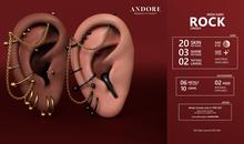 :ANDORE: - :Mesh Ears:  - Rock [PRO]