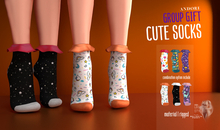 :ANDORE: - socks - Cute Socks [Group Gift]