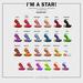 Andore%20 shoes %20i'm%20a%20star%20%28colorkey%29