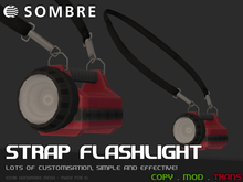 Sombre Strap Flashlight Firefighter Torch (v1.0)