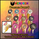 *TNB* Donana Bonut BOX - add to unpack