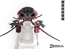 Zibska ~ Bathynomus Color Change Isopod Mask & Shoulders