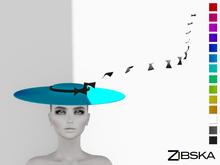 Zibska ~ Emeline Color Change Hat