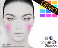 Zibska ~ Lupe Blush Demos [lelutka/genus/laq/catwa/omega/tattoo]