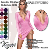 + Kamiri + Jennifer Minidress  16 texture (ADD ME)