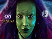 DRAFT Pigments. - Gamora Shape