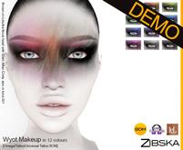 Zibska ~ Wyot Makeup Demos [omega/tattoo/universal tattoo BOM]