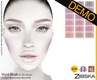 Zibska ~ Wyot Blush Demos [omega/tattoo/universal tattoo BOM]