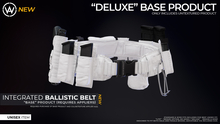 "[WAZ] Integrated Ballistic Belt ""Deluxe"" (BASE)"