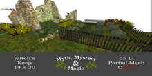 Myth, Mystery & Magic - Ruins, Witch's Keep