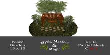 Myth, Mystery & Magic - Autumn Peace Garden