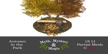 Myth, Mystery & Magic - Autumn in the Park