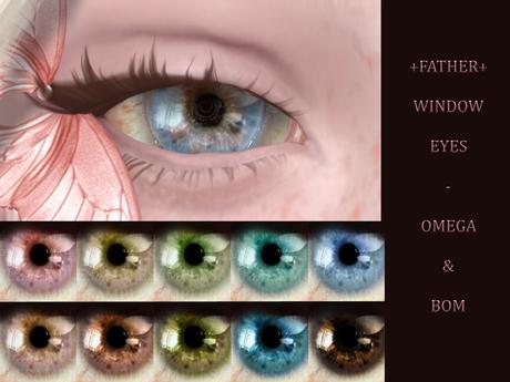 +FATHER+ - Window Eyes - Normal - BOM/OMEGA