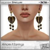 [ glow ] studio Amore II Earrings