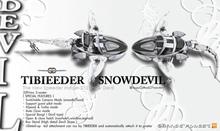 O.F TIBIEEDER M-213 Snow Devil Edition